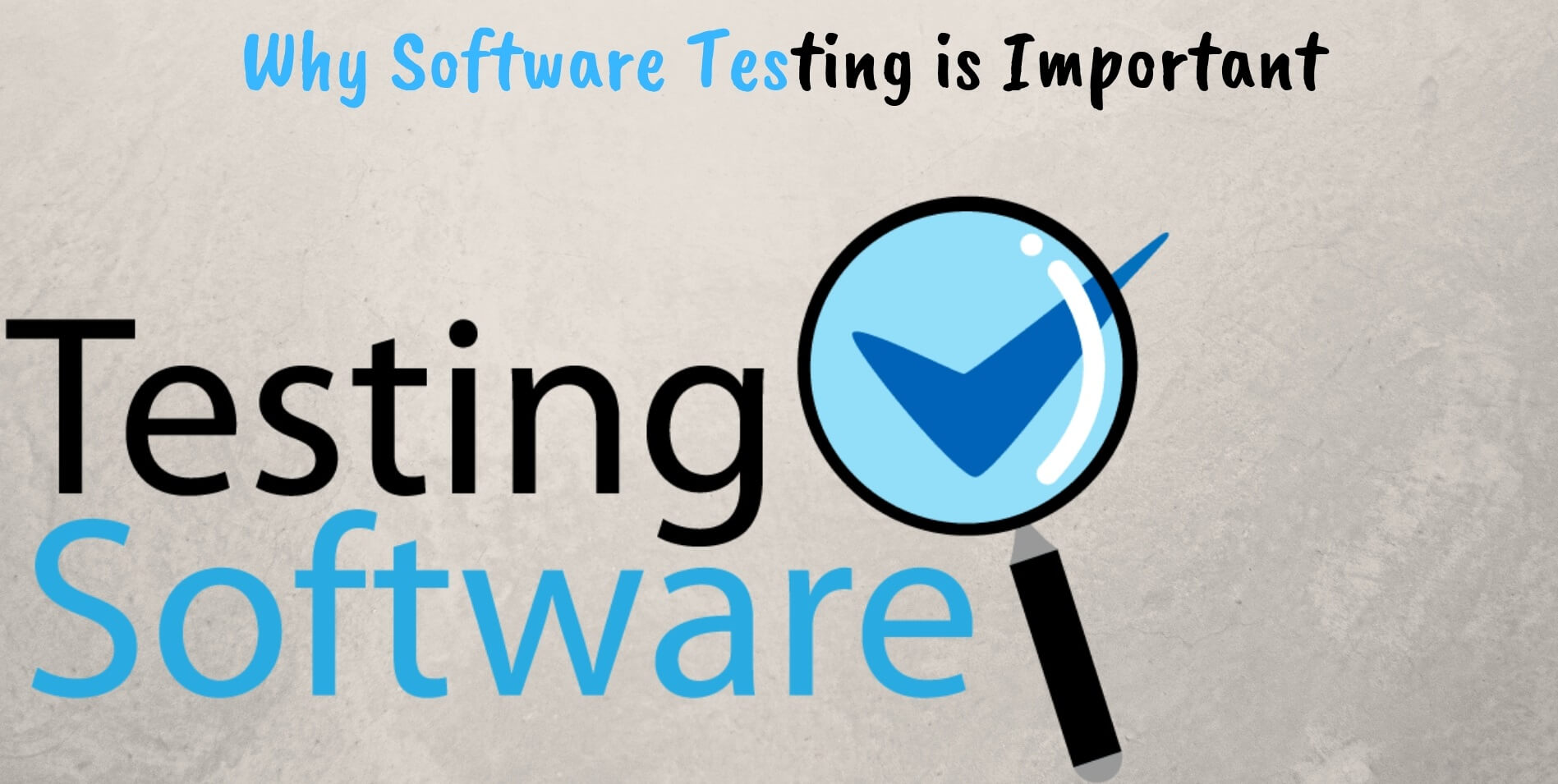 Software Testing & QA